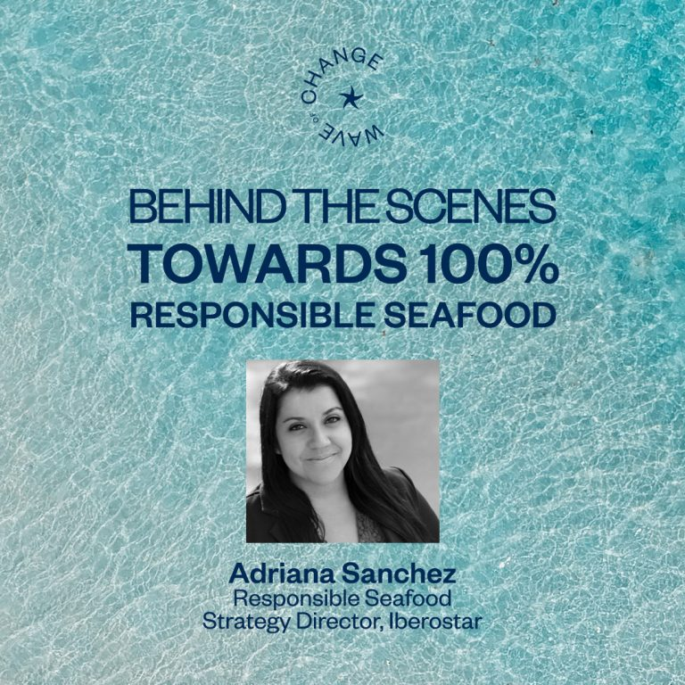 Behind the Scenes – Towards 100% Responsible Seafood