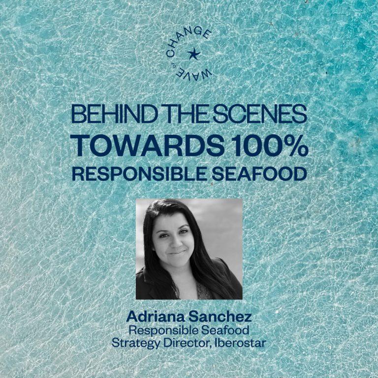Entre bastidores – Hacia un marisco 100% responsable
