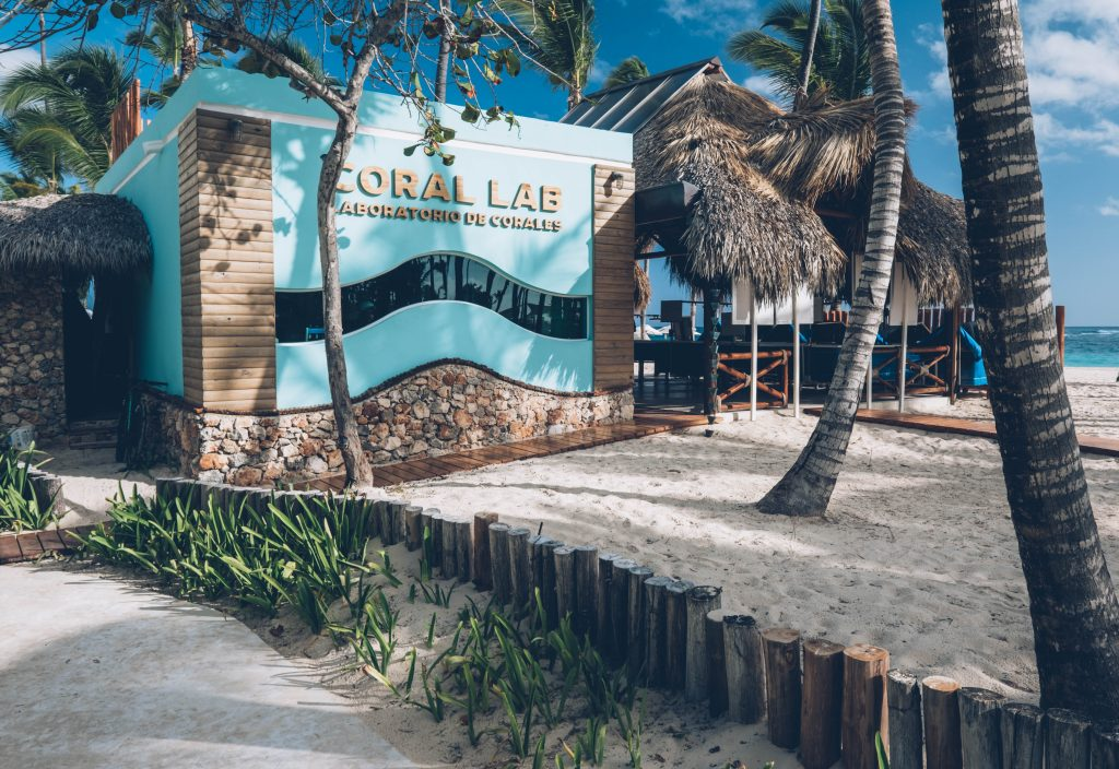 IBEROSTAR OPENED FIRST ON-LAND CORAL LAB