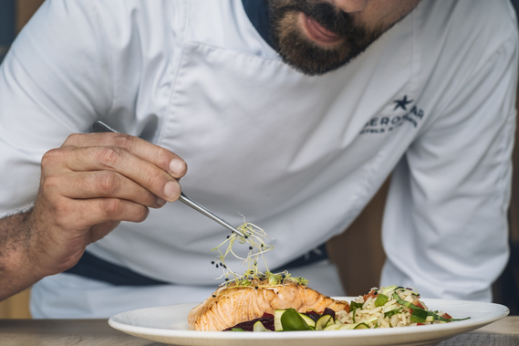 Iberostar Celebrates National Seafood Month 