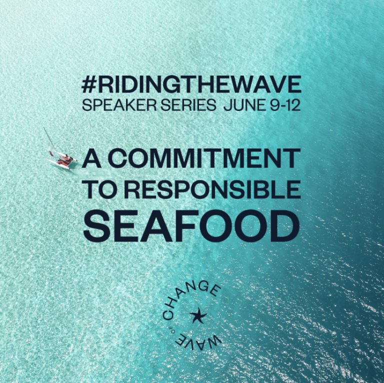 Riding the Wave: Un compromiso a la pesca responsable
