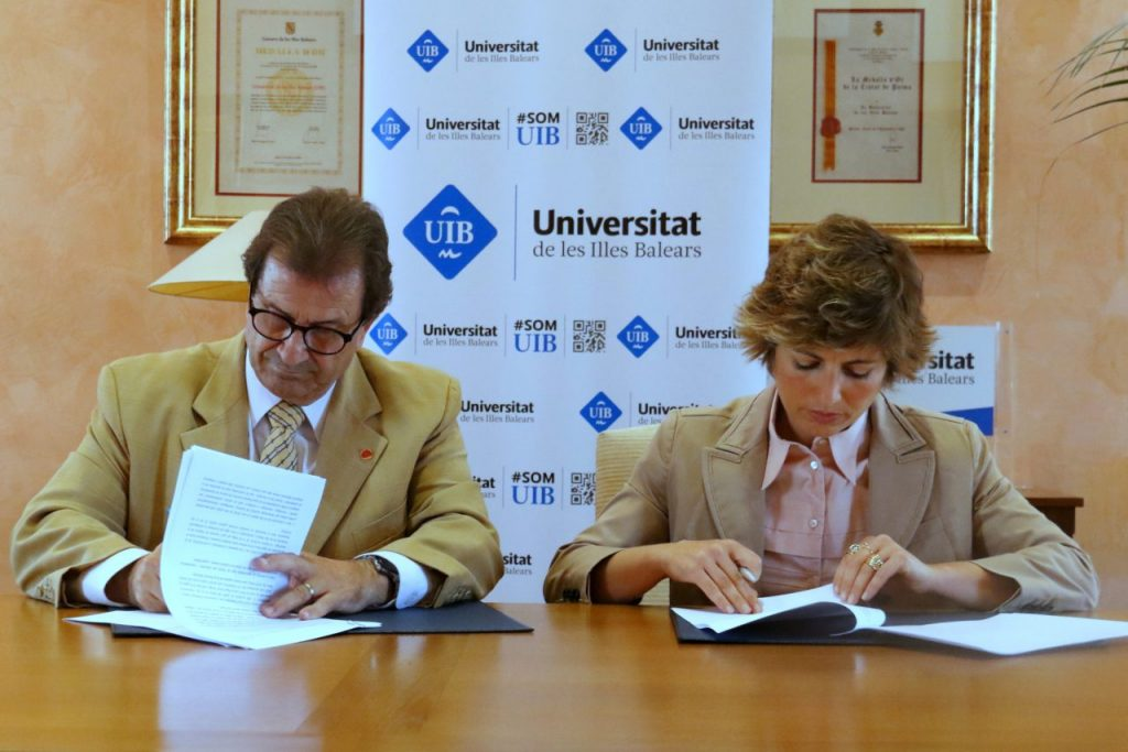 SCHOLARSHIP PROGRAM WITH THE UNIVERSITY OF THE BALEARIC ISLANDS