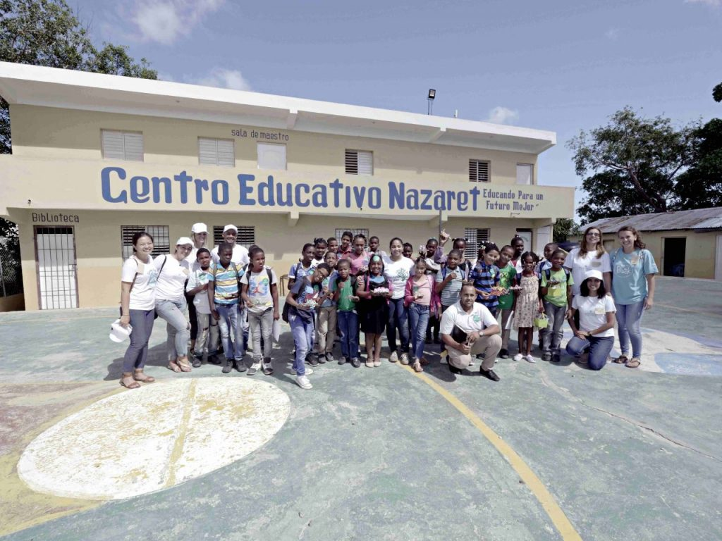 IBEROSTAR PROMOTED WAVE OF CHANGE AT SCHOOLS IN THE DOMINICAN REPUBLIC